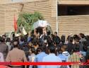 گزارش تصویری از استقبال پر شور مردم شهید پرور سیریز از شهید والا مقام علی نادعلی پور