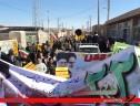 مردم شهید پرور و ولایتمدار سیریز با حضور در راهپیمایی 22 بهمن با ارزش های انقلاب اسلامی تجدید میثاق کردند.
