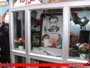مراسم چهلمین روز شهادت جانباز شهید حاج محمود حسن زاده