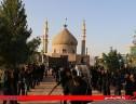 برگزاری مراسم عزاداری سالروز شهادت حضرت علی(ع) در سیریز