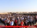 برگزاری نماز عید سعید فطر در سیریز