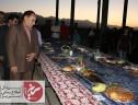 جشنواره غذا در جوار آستان مقدس امامزاده جعفر(ع) سیریز برگزار شد.