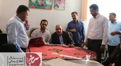 جلسه ستاد اقتصاد مقاومتی در سیریز برگزار شد