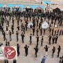 برگزاری مراسم عزاداری و دستهروی اربعین حسینی در سیریز