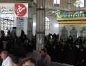 بازدید و زیارت هیئات مذهبی خواهران شهرستان زرند از آستان مقدس امامزاده جعفر(ع)و قبور مطهر شهدای سیریز