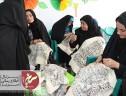 راه اندازی کارگاه پته دوزی در سیریز