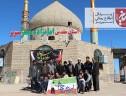 برگزاری اردوی جهادی پایگاه ابوذر غفاری در آستان مقدس امامزاده جعفر(ع) سیریز