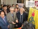 افتتاح پروژه گازرسانی سیریز همزمان ایام مبارک دهه فجر