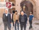 بازدید مدیرکل میراث فرهنگی استان کرمان از بناهای قدیمی وتاریخی سیریز