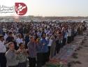 برگزاری نماز عید سعید فطر در سیریز+تصاویر