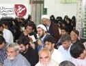 مراسم پرفیض دعای عرفه در سیریز برگزار شد+تصاویر