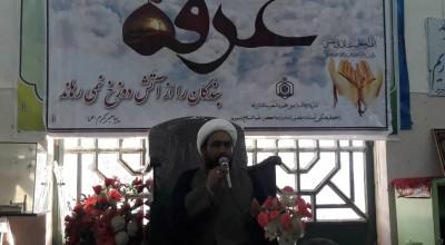 بازدید ریاست محترم اوقاف شهرستان زرند از آستان مقدس امامزاده جعفر(ع) سیریز