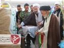 برپایی نمایشگاه شهدا به مناسبت هفته دفاع مقدس در سیریز