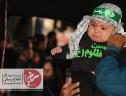 همایش شیر خوارگان حسینی در سیریز برگزار شد+تصاویر