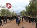 مراسم عزاداری اربعین حسینی در سیریز برگزار شد.