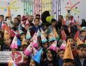 برگزاری جشن تولد ۲۰۰ نوگل سیریزی+تصاویر
