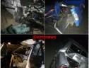 یک کشته در حادثه تصادف زنجیره ای در محور زرند-سیریز