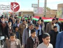 حضور حماسی مردم سیریز در جشن 40 سالگی انقلاب+تصاویر