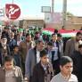 حضور حماسی مردم سیریز در جشن ۴۰ سالگی انقلاب+تصاویر