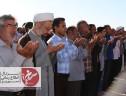 نماز عید فطر با حضور پرشور مردم مومن و ولایتمدار سیریز اقامه شد