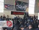 برگزاری مراسم روضه خوانی و اطعام از محل موقوفه ثلثی حاج عبدالباقی در سیریز
