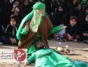 آیین تعزیه خوانی عاشورا در سیریز برگزار شد.+تصاویر