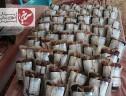 مردم  نوع دوست سیریز بیش از ۲۹ هزار سی سی خون اهدا کردند