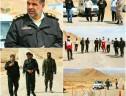 فرمانده انتظامی شهرستان زرند : محدودیت سنگین تردد در محور بافق – سیریز