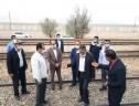 بازسازی ۴۵ کیلومتر از خطوط ریلی شمال کرمان(مانی-سیریز-گلزرد ) تا بهمن ماه