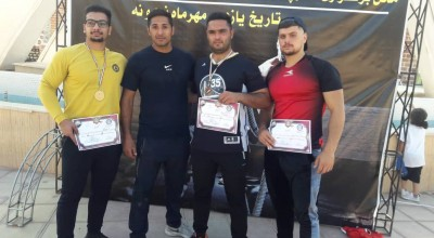 💥رقابتهای کراس فیت استان و کسب مقام سوم توسط ورزشکار سیریزی به پایان رسید.