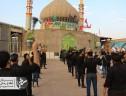 مراسم اربعین حسینی در سیریز برگزار شد