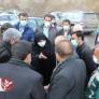 بازدید و حضور سرزده نماینده محترم شهرستان زرند و کوهبنان در منطقه سیریز