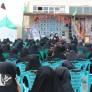 اجتماع فاطمیون در سیریز برگزار شد +تصاویر